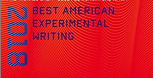 Best Experimental Writing 2018