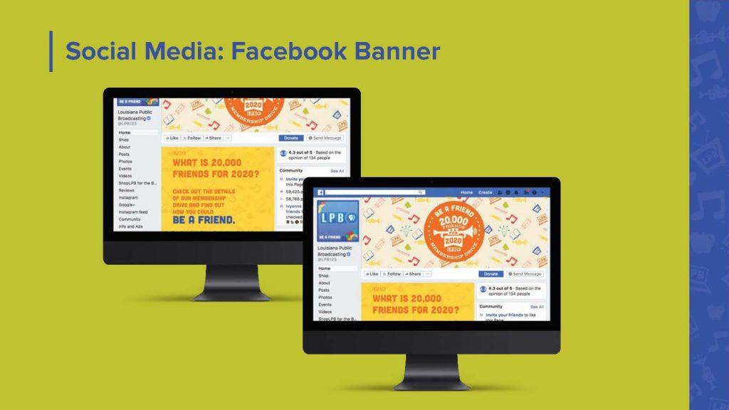 facebook designs for LPB