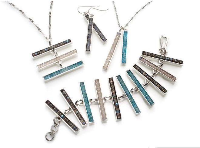 Jewelry by Dominique Giordano