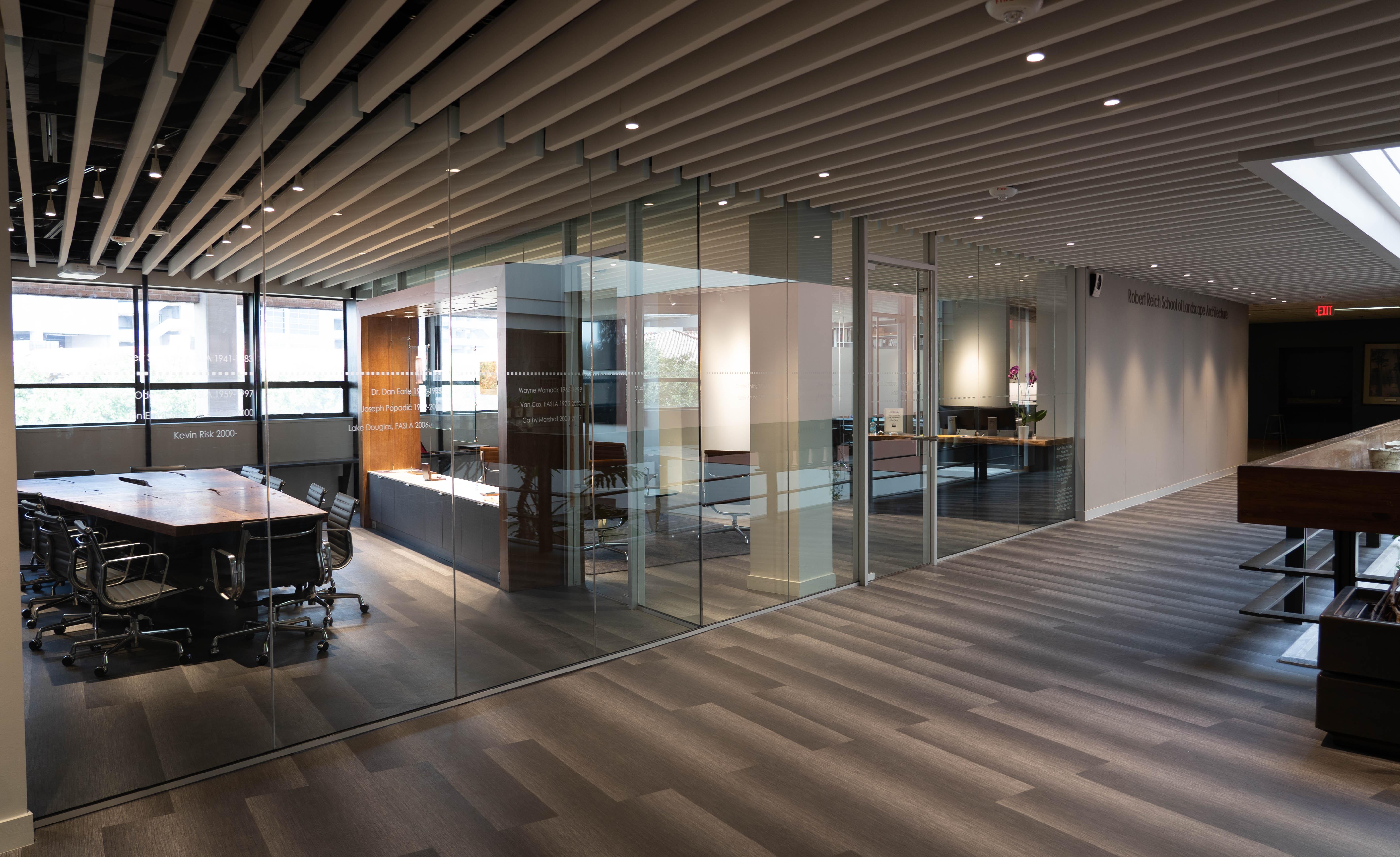 Carbo Landscape Architecture Recruitment Center Unveiled