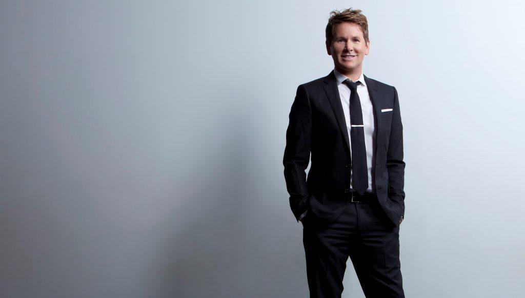 Kenneth Brown in suit, tie
