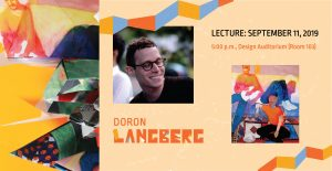 Doron Langberg lecture Sept. 9, 2019