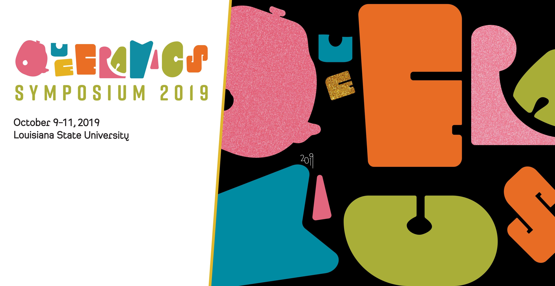 Queeramics Symposium Oct. 101-11 poster
