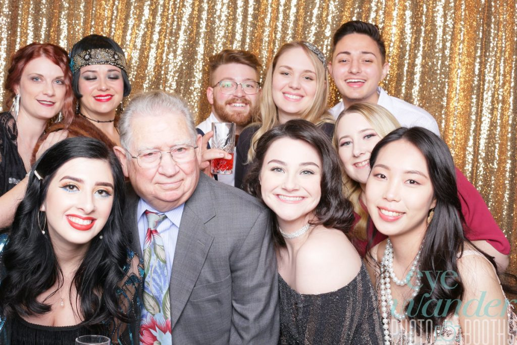 Art students and faculty at 2020 ADDY Awards