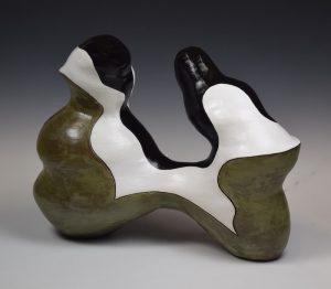 Abstract ceramic by Narin Iravani